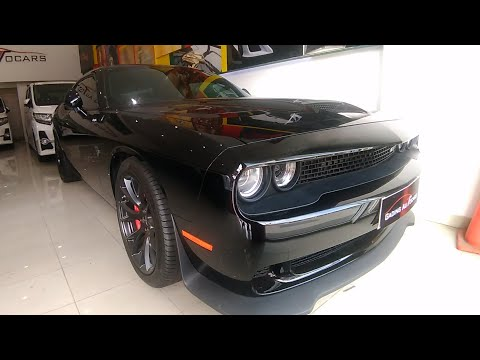 Dodge Challenger SRT Hellcat 2017 In Depth Review Indonesia