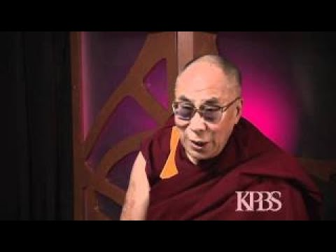 His Holiness the Dalai Lama Talks to Maureen Cavanaugh of KPBS