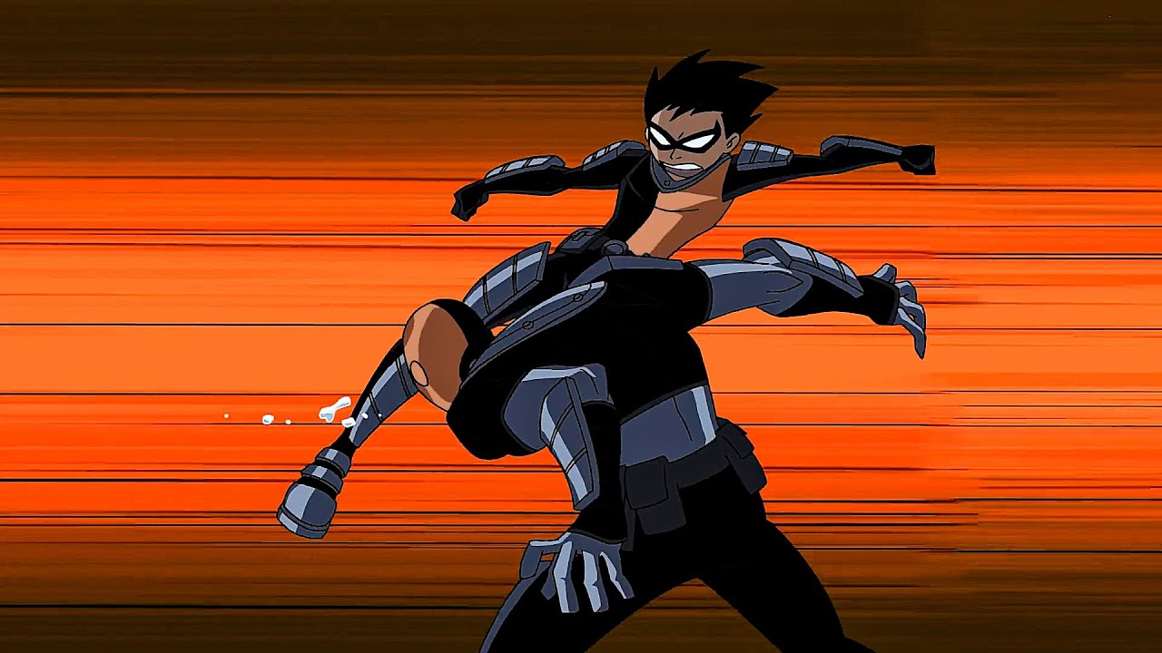 """Download Teen Titans vs Slade (pt. 2) - Teen Titans """"Apprentice - Part 2"""""""