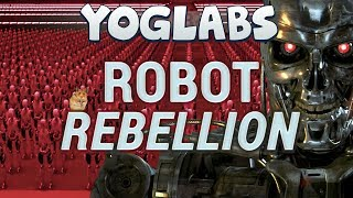 Minecraft Mods - Robot Rebellion - YogLabs