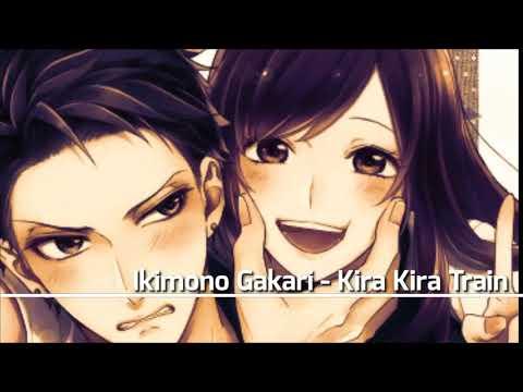 Ikimono Gakari - Kira Kira Train [With Lyrics]