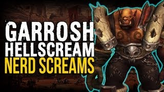 Method vs Garrosh Hellscream (25 Heroic) World First Nerd Screams