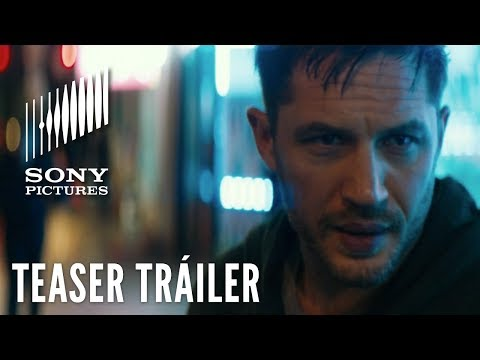 Primer tráiler de 'Venom', la nueva película de Sony con Tom Hardy como protagonista