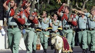 La canción del Legionario ♠ Legión Española