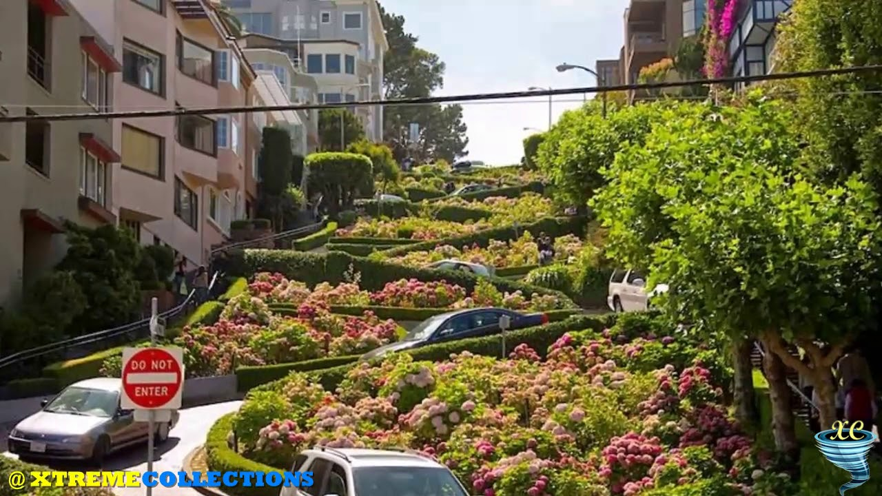 Lombard Street San Francisco | How to Get Here | Free Tours by Foot
