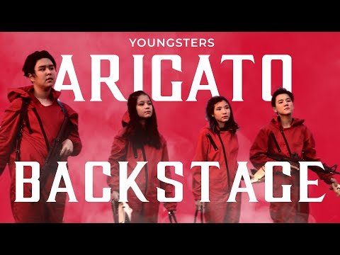 YOUNGSTERS - ARIGATO [Backstage]