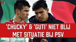 Eerste Seizoen Gutiérrez bij PSV Mislukt: Dit Zijn de Redenen Waarom hij Niet Speelt