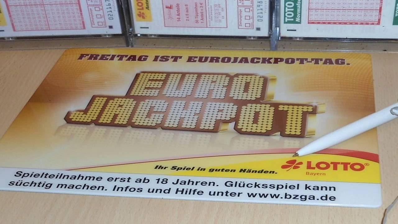 Eurolotto Jackpott