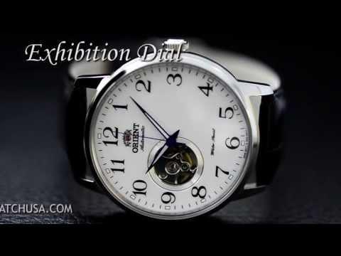Orient Watch FDB08005W0 FDB08005W DB08005W Esteem Automatic Mechanical Men's Watches