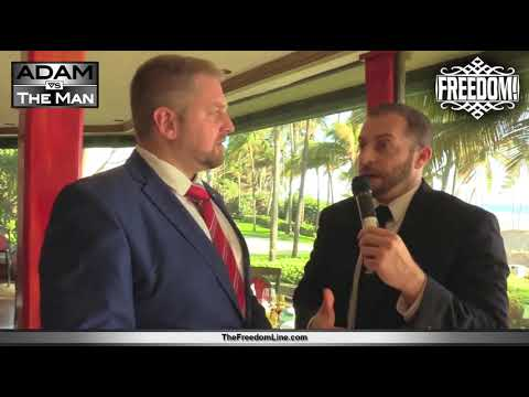 Liberland President Vit Jedlicka - The Least President Possible!