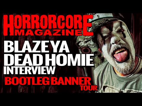 Blaze Ya Dead Homie Interview - Bootleg Banner Tour 4-18-14