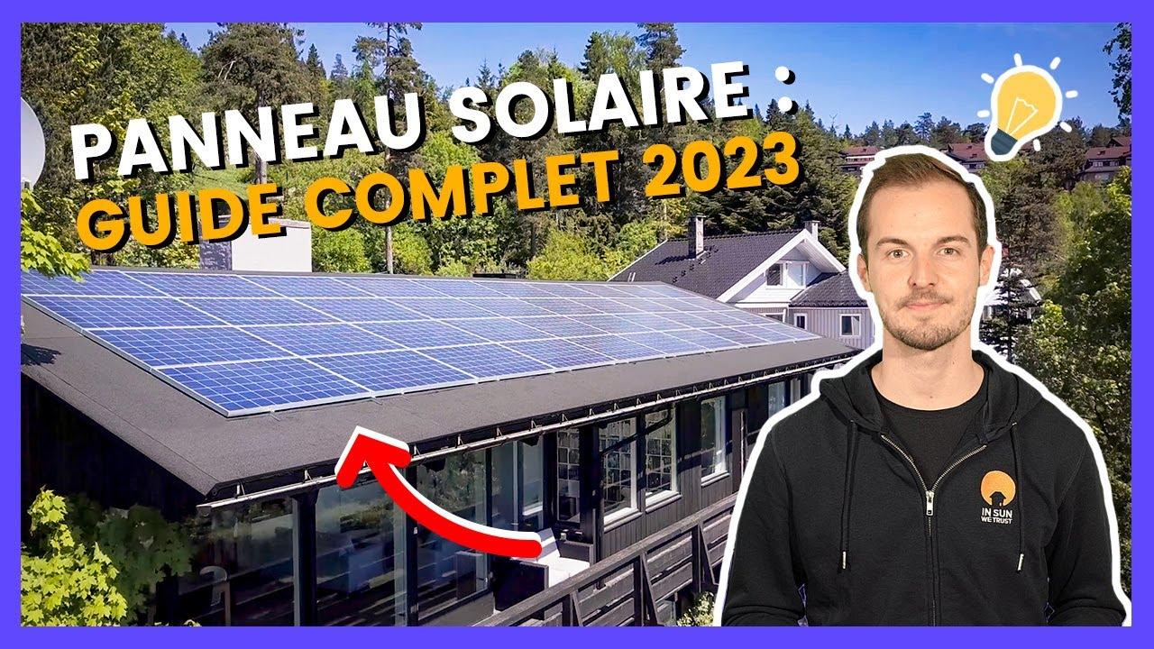 Installation Panneau Solaire | Ce que vous DEVEZ SAVOIR avant de vous lancer en 2021
