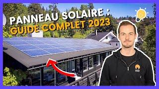 Installation Panneau Solaire   Ce que vous DEVEZ SAVOIR avant de vous lancer en 2021
