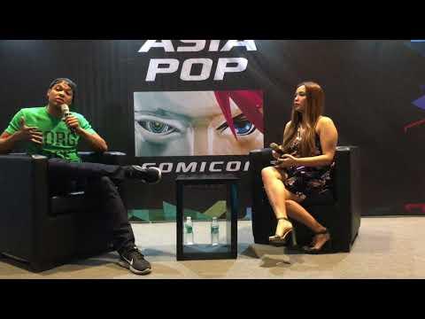 Ray Fisher/Cyborg explains Borg Life shirts