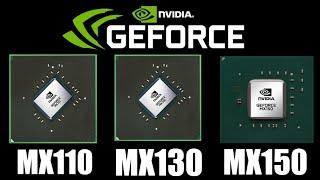 NVIDIA Geforce MX130 VS NVIDIA Geforce MX150 2019! - Gaming