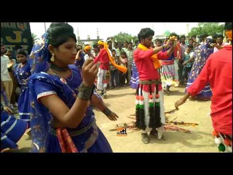 DJ Par Nache Mari Narmada Female Dance // Navratri Special // Adivasi Songs // New Timli // Dahod