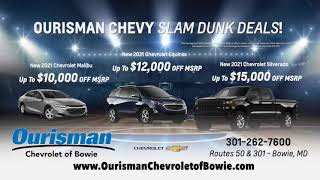 Ourisman Chevrolet Of Bowie 16610 Governor Bridge Rd Bowie Md 2021