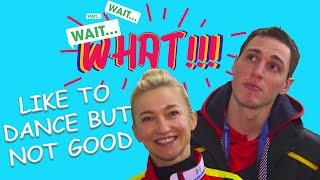 Aliona Savchenko & Bruno Massot - Germany - WAIT...WHAT!!!