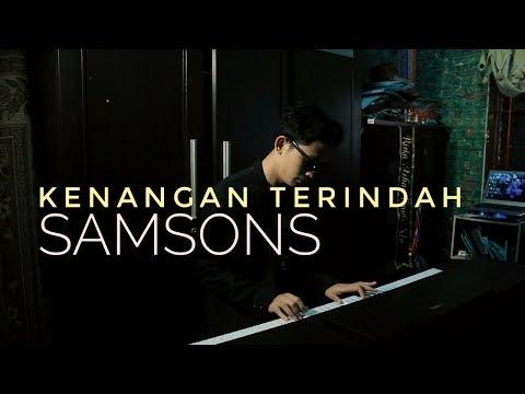 Cover Piano Kenangan Terindah-Samsons by Adi