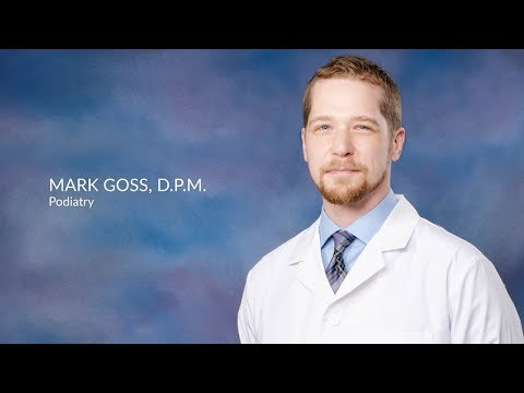 Meet Dr. Mark Goss, Podiatrist At Yuma Regional Medical Center Foot And Ankle