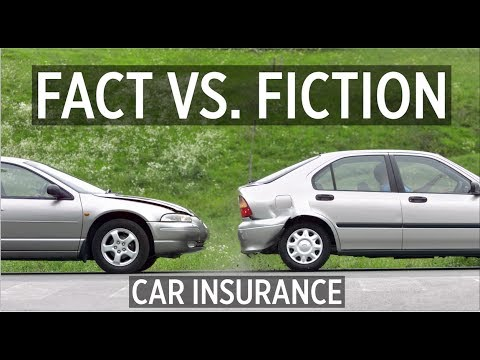 5 car insurance myths that are costing you