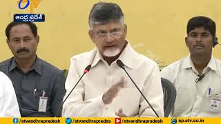 CM Chandrababu Condemns Allegations Against Him | in YS Vivekananda Reddy Murder Case