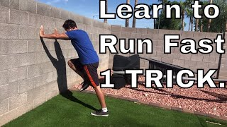How To Run FASTER Without Getting Tired For Kids!