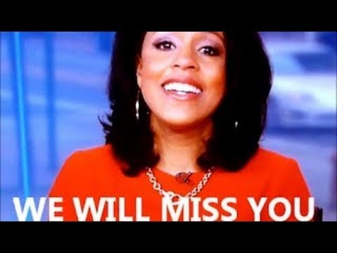 Very Sad Farewell To Sheinelle Jones of Fox 29 News Travel Video