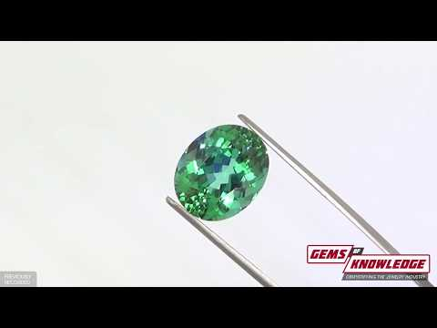 Amazing Collection of Fancy Colored Gemstones