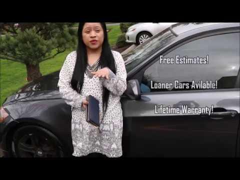 Testimonial: Ace Car Reconditioning Bumper Repair