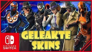 GELEAKTE SKINS and new weapons 🔮 Fortnite Nintendo Switch #006
