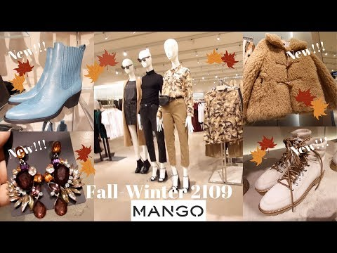 Mango Fall-Winter 2019 Women's Fashion  Collection / September 2019 / New!!![part 1]