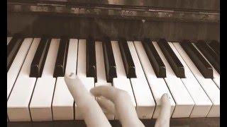 """Колядка """"Во Вифлиємі нині новина"""" на піаніно"""