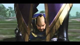 Samurai Warriors 3 - Nobunaga Oda All CG Cutscenes in English (HD)