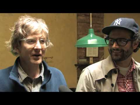 Broken Social Scene Interview on Side B - A Funny Little Machine