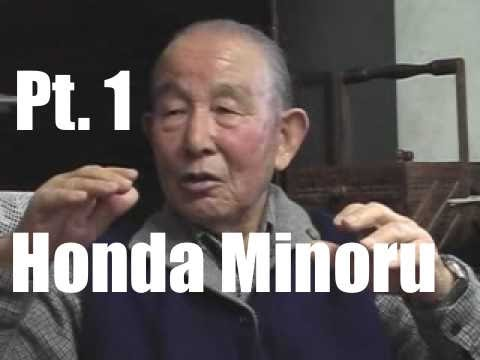 Japanese Ace Interviews: Honda Minoru (Part 1)