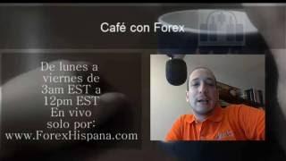 Forex con Café 4 de Agosto 2016 BOE recorta tasas