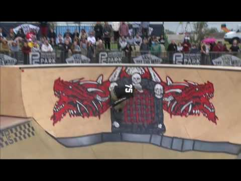 Mens Skateboard Park Last Vans Sequence Melbourne 2016 & Glo