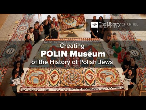 Creating POLIN Museum of the History of Polish Jews with Barbara Kirshenblatt-Gimblett