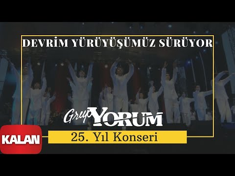 Grup Yorum - Devrim Yürüyüşümüz Sürüyor [ Live Concert © 2010 Kalan Müzik ]