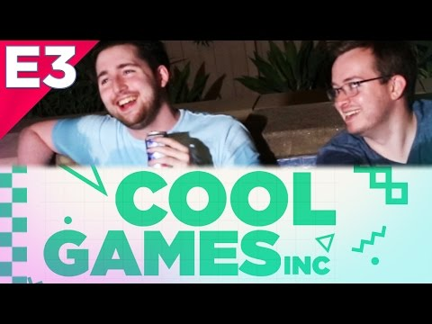 "Griffin and Nick ""Improve"" E3 2016's Biggest Games – with Tara Long! COOLGAMES INC #20"