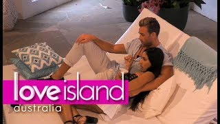 Josh makes a move on Amelia | Love Island Australia 2018