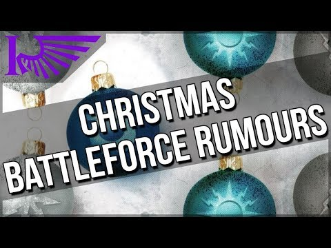 Christmas Battleforces Leaked/Rumoured! This Is Confusing.