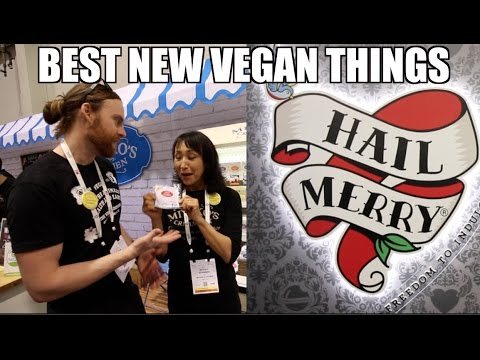 Vegan Smoked Mozzarella (Miyoko's) - Expo West Day Two