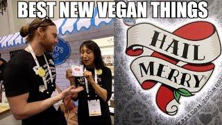 Vegan Smoked Mozzarella - Expo West Day Two