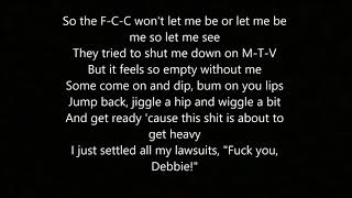 Eminem ~ Without me lyrics