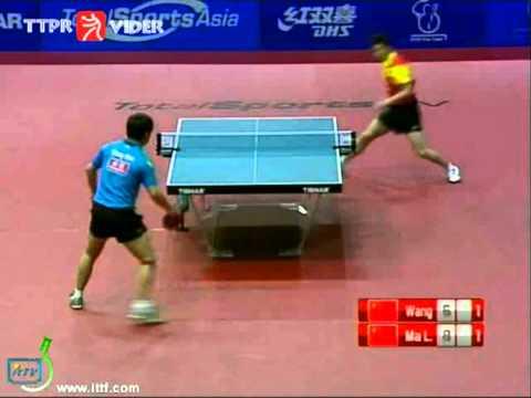 UAE Open 2011: Wang Hao-Ma Long