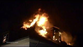 Kassel: 28 Jähriger stirbt bei Wohnhausbrand