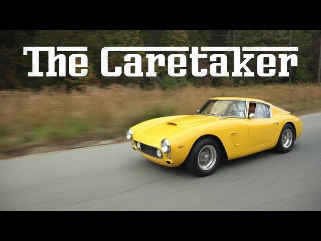 The Ferrari 250 GT SWB Deserves a Special Caretaker
