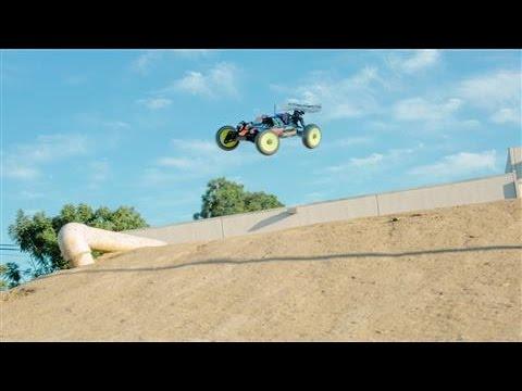 Off-Road Racing With Radio-Control Car Pro Adam Drake